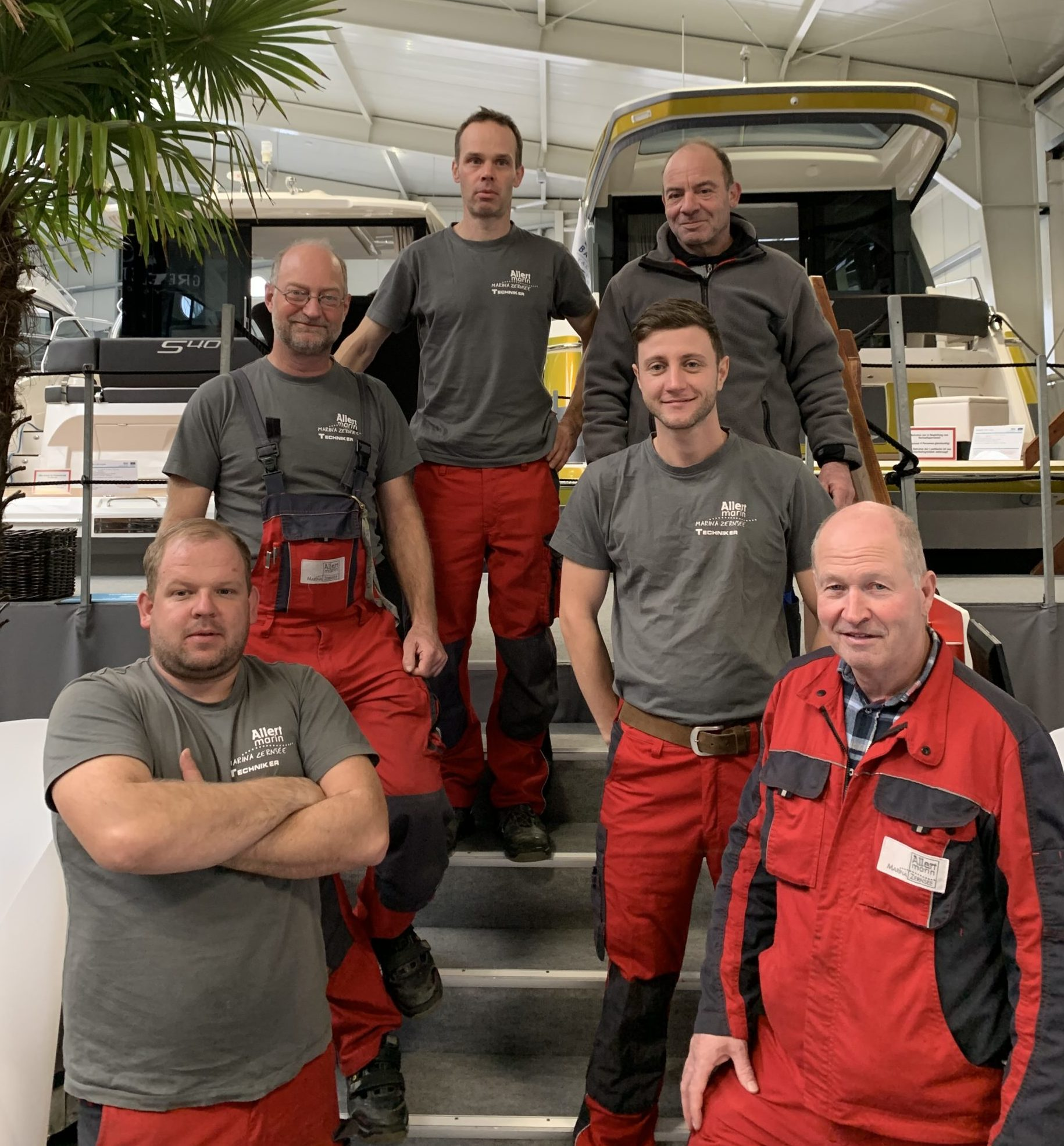 Service Team 1